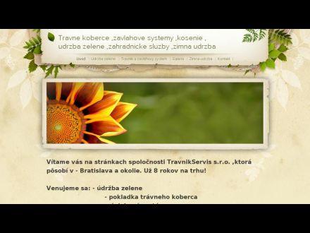 www.travnikservis.sk