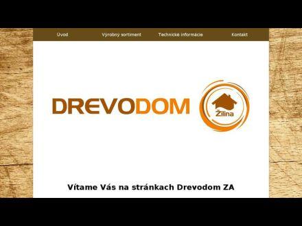 www.drevodomza.sk