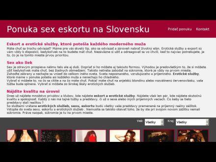 www.sex-eskort.sk