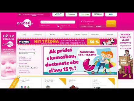 www.predeti.sk/