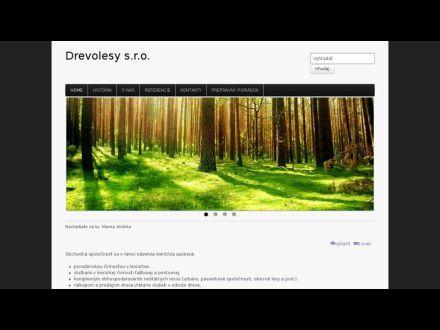www.drevolesy.sk