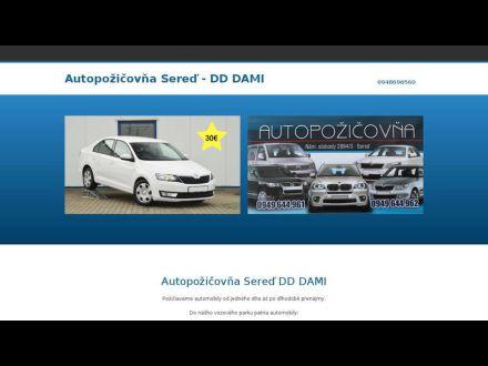 www.autopozicovnasered.sk