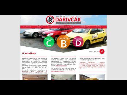 www.autoskoladarivcak.sk