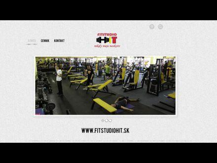 www.fitstudiohit.sk