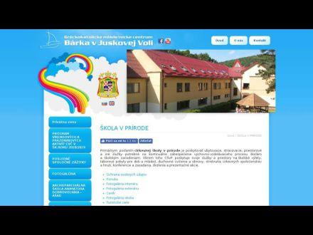 www.gmcbarka.sk/skola-v-prirode