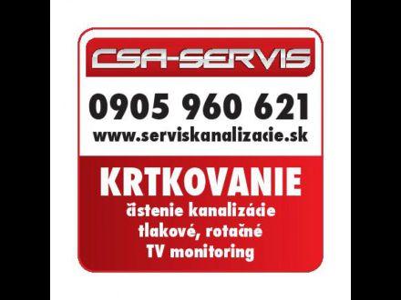 CSA - SERVIS, s.r.o. obr. 1