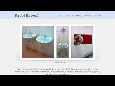 www.balmont.sk
