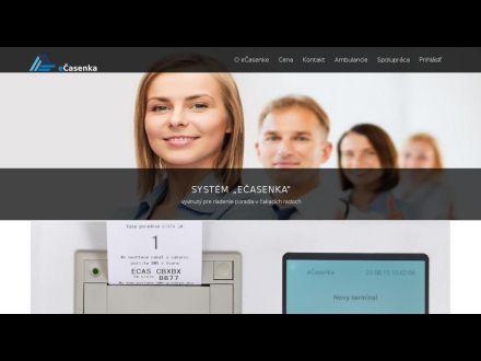 www.ecasenka.sk
