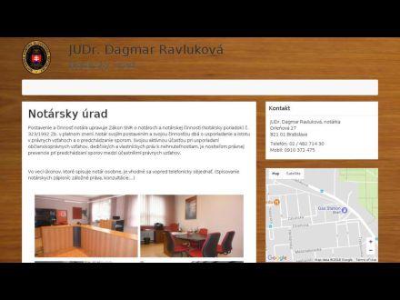 www.ravlukova.sk