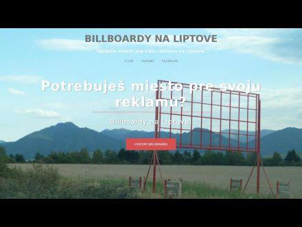 www.billboardynaliptove.sk
