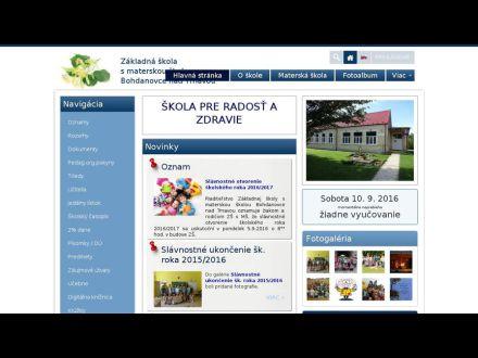 www.skolabohdanovce.edupage.org