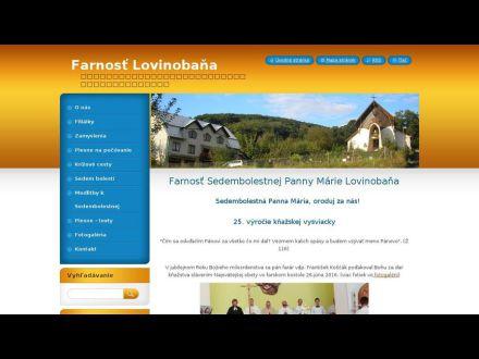 www.faralovinobana.webnode.sk
