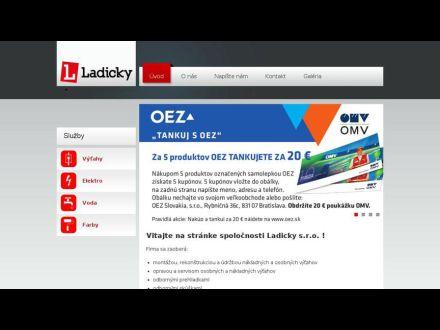 www.vytahyladicky.sk