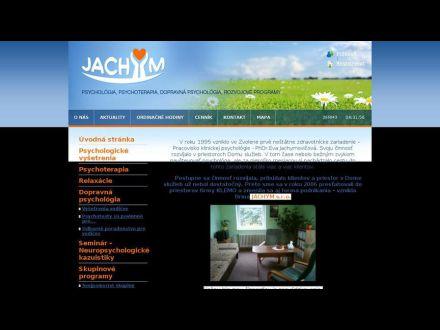 www.jachymzv.sk