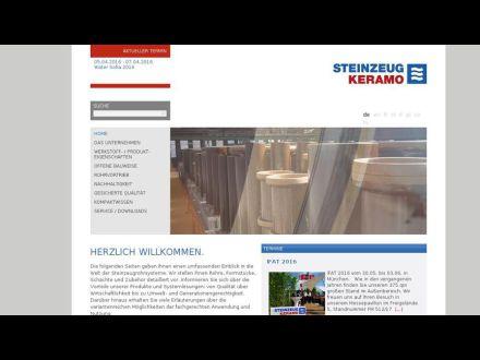 www.steinzeug-keramo.com