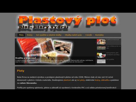 www.plastovyplot.sk