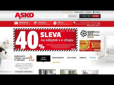 www.asko-nabytek.cz