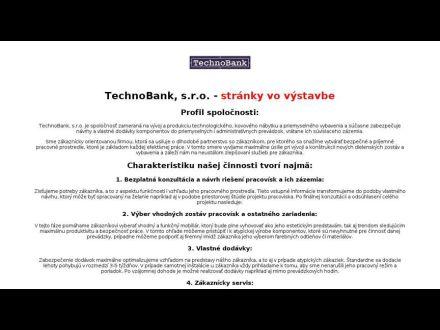www.technobank.sk