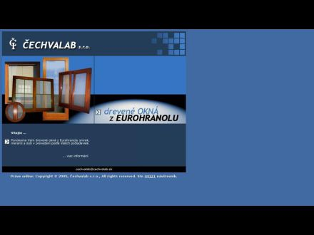 www.okna.cechvalab.sk