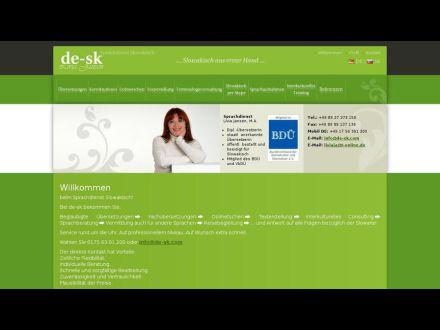 www.de-sk.sk