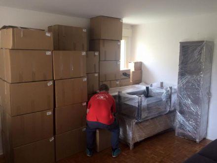 Sťahovanie nábytku