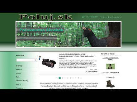 www.poluj.sk