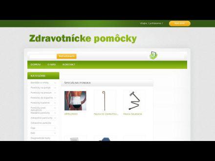 www.zdravotnickepomocky.net