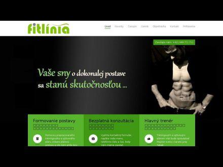 www.fitlinia.sk