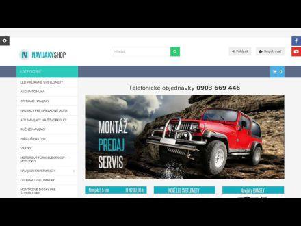 www.navijakyshop.sk