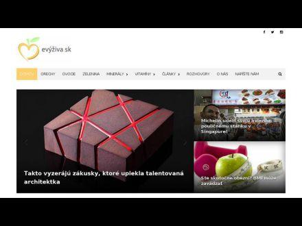www.evyziva.sk