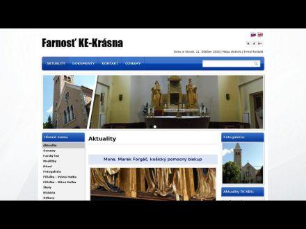 www.farnostkrasna.sk