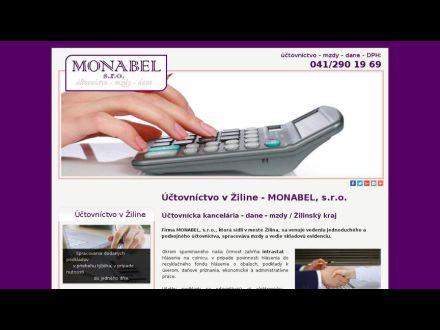 www.uctovnictvo-monabel.sk