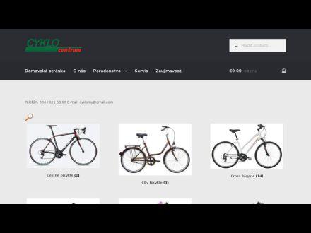www.cyklo-centrum.sk