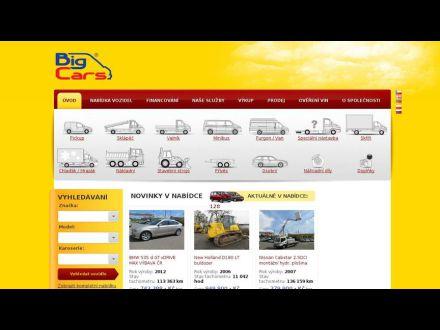 www.bigcars.cz