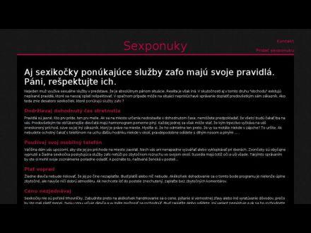 www.sexi-kocky.sk/