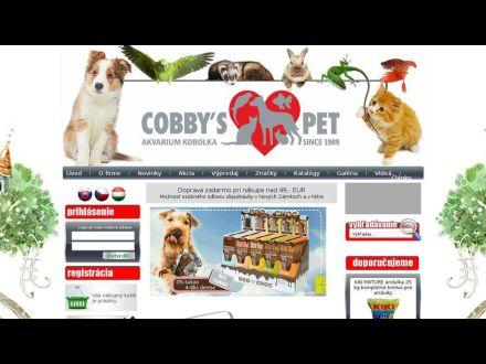 www.cobbyspet.sk