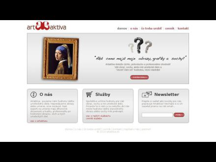www.artaktiva.sk