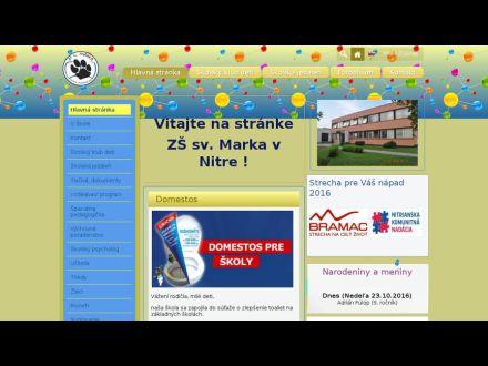 www.zssvmarka.edupage.org