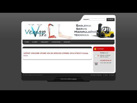www.vemap.sk