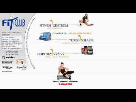 www.fit-club.sk