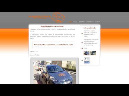 www.autoskola-findra.sk