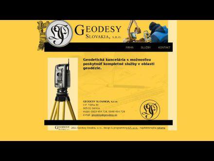 www.geodesy.sk