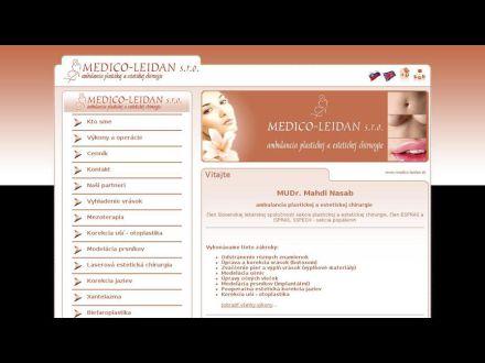 www.medico-leidan.sk