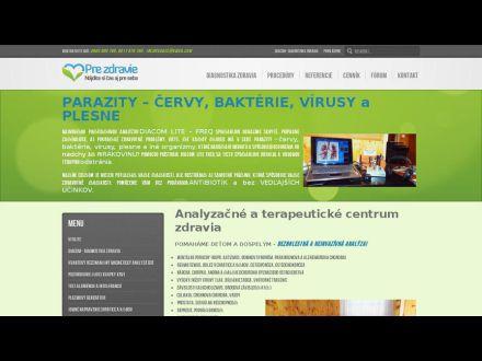 www.pre-zdravie.sk