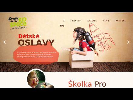 www.kidspace.cz