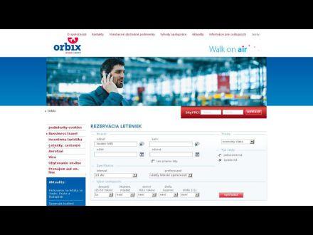 www.orbix.sk