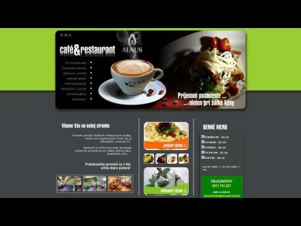 www.restaurant.alnusslovakia.sk