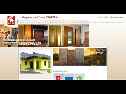 www.dverespartan.sk