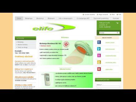 www.elife.cz