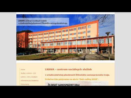 www.likavka.dsszsk.sk